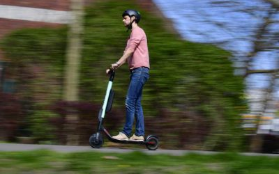 Micromobility Devices Could Replace Millions of Car Journeys / Year in the UK