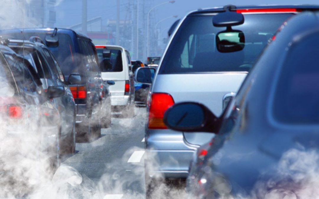 London Air Pollution Breaks Legal Limits