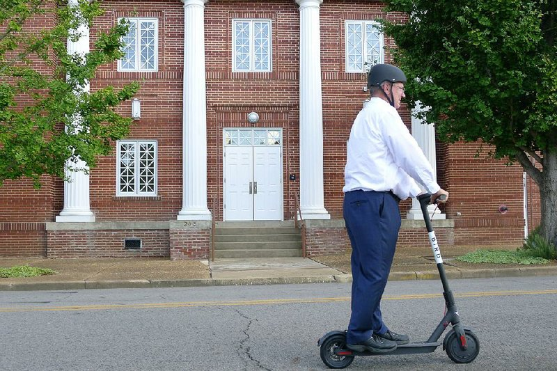 E-scooters – why the delay with private ownership use?