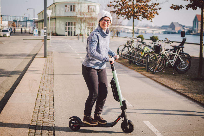 UK Transport Committee Recommends  Legalisation of e-scooters